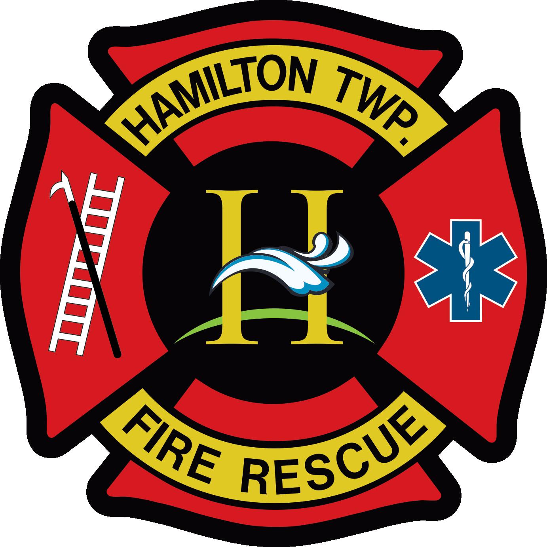 Hamilton TWP Fire Rescue logo