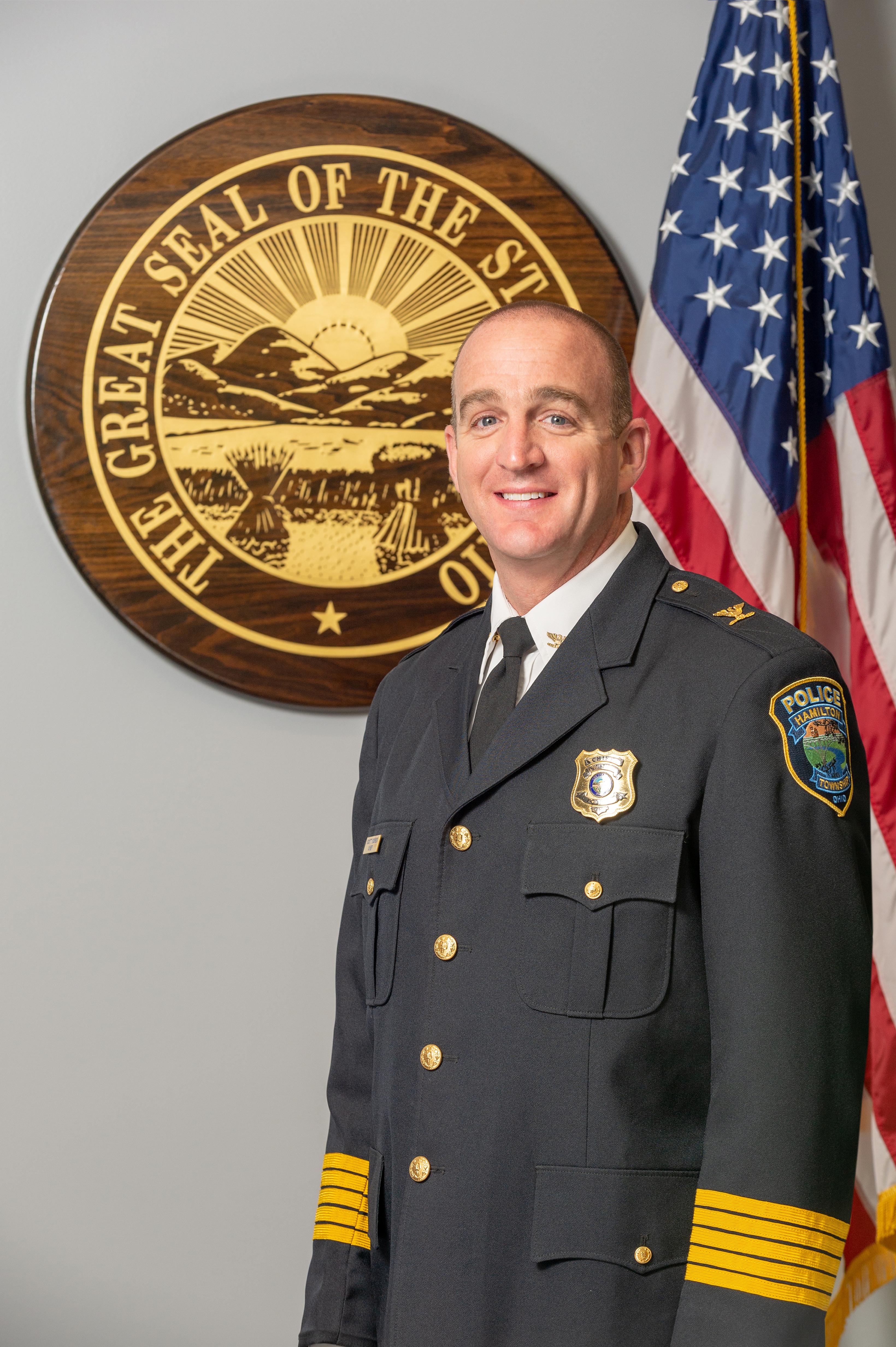 Police Chief Hughes