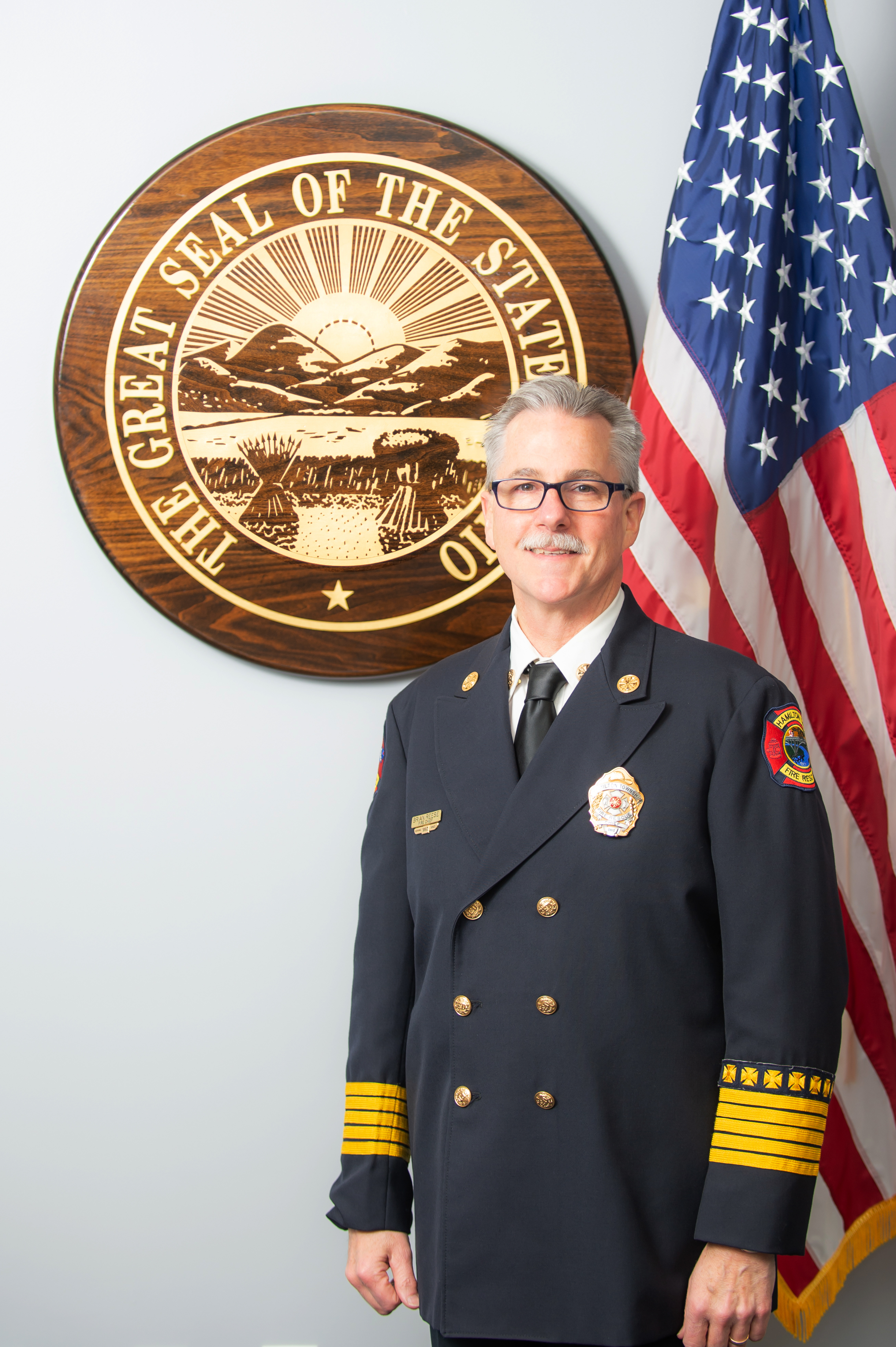 Fire Chief Reese
