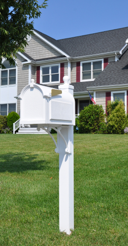 Image of mailbox